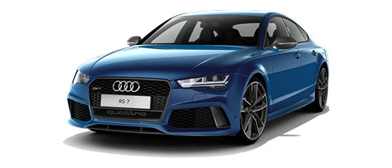 RS7 Sportback performance