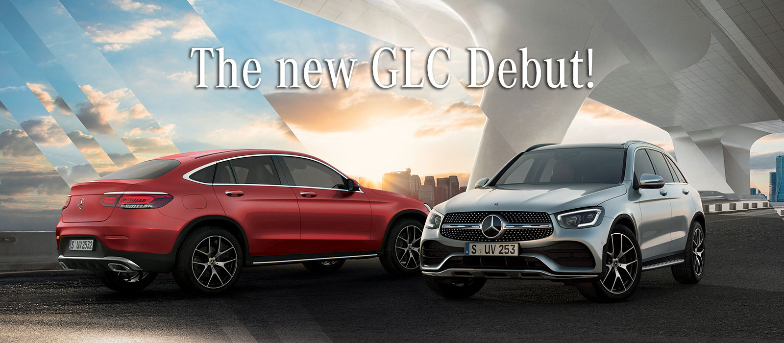 The new GLC Debut!