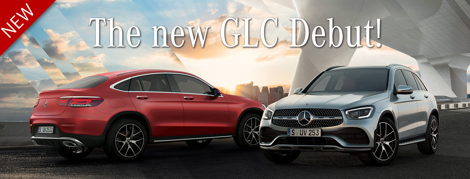 The new GLC